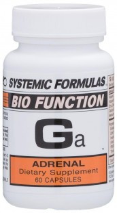 Ga-Adrenal Formula from Systemic Formulas